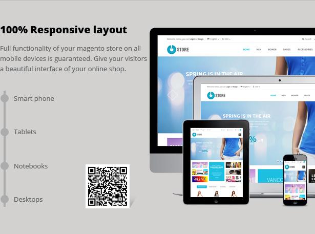 SNS Ostore - Responsive Multipurpose Magento Theme