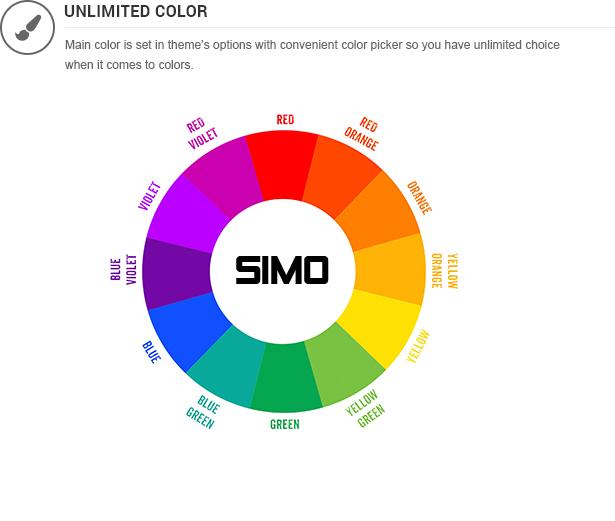 SNS Simo - Responsive Magento Theme
