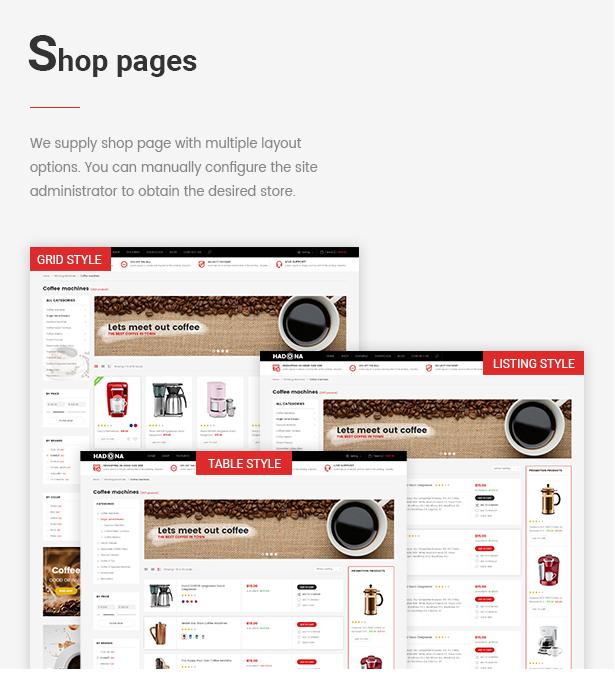 Hadona - One Product, WooCommerce WordPress Theme - 3
