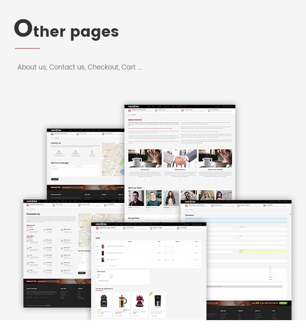 Hadona - One Product, WooCommerce WordPress Theme - 7