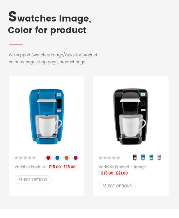 Hadona - One Product, WooCommerce WordPress Theme - 4