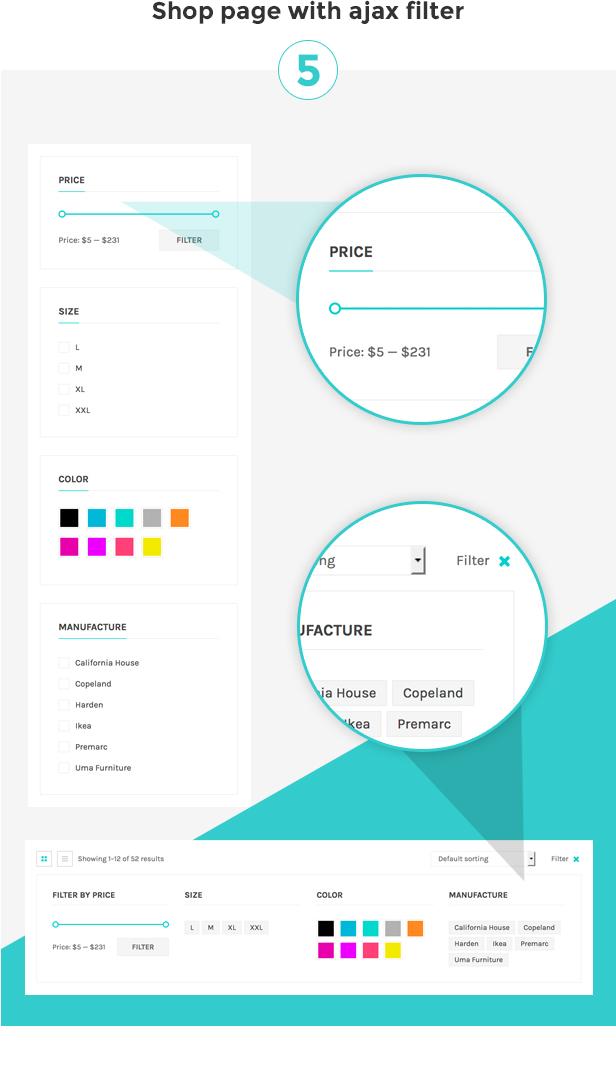 SNS Market - WooCommerce WordPress Theme - 8