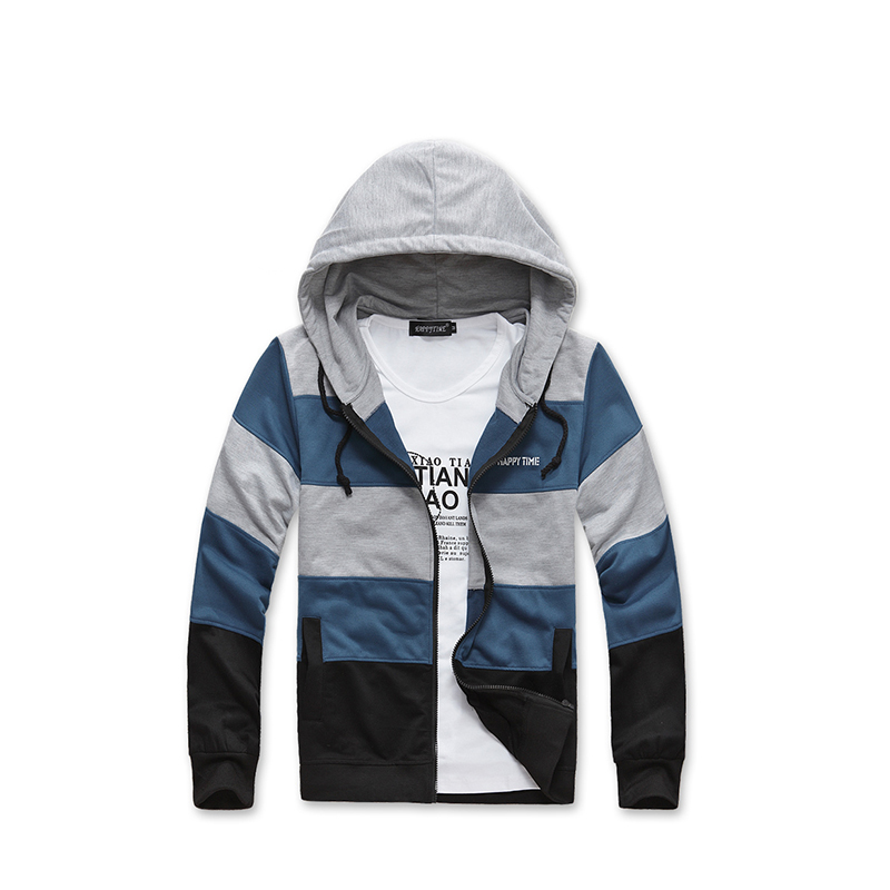 Hot-sale-free-shipping-fashion-mens-hoodies-sweatshirts-hooded-sport-coat-3-colors-M-3XL-BW07