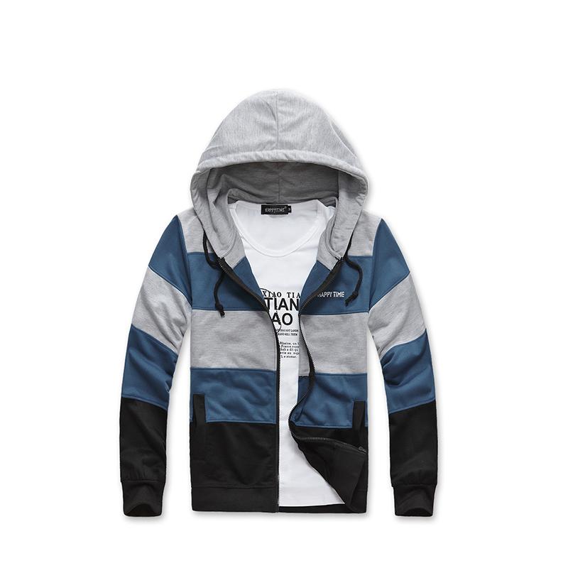 Hot-sale-free-shipping-fashion-mens-hoodies-sweatshirts-hooded-sport-coat-3-colors-M-3XL-BW07